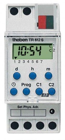 ( 612 9 201 ) Zegar sterujący KNX/EIB